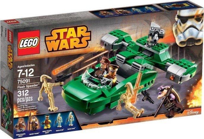 Instructions For Lego Star Wars 75091 Flash Speeder Instructions