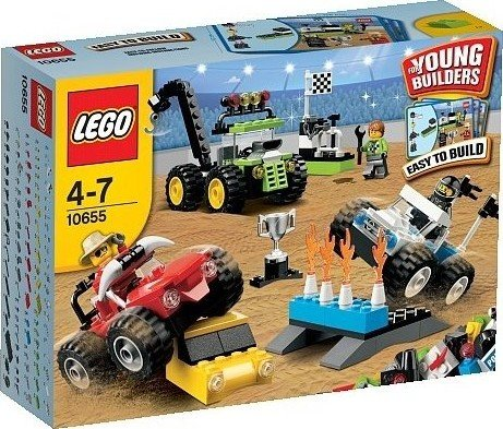 Instructions For Lego Creator 10655 Monster Truck Instructions